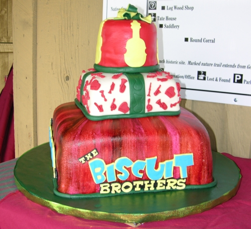 Biscuit Cake 2011 - 1