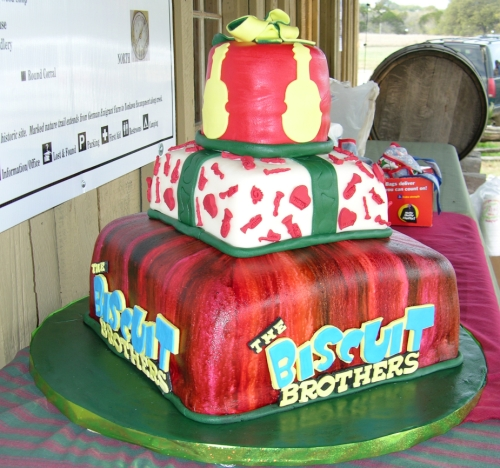 Biscuit Cake 2011 - 2