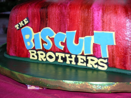 Biscuit Cake 2011 - 3