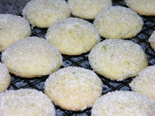 Bakingdom's Citrus Sparkle Cookies