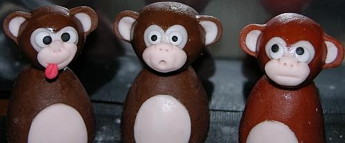 Monkey Teasers