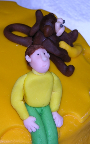 Figure 8 and monkey