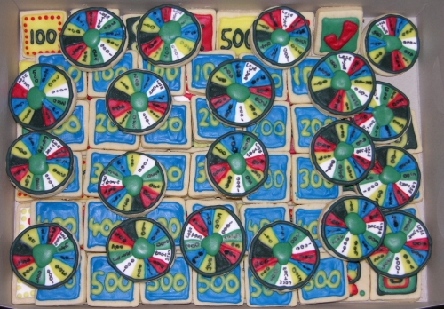 Game Show Cookies 3