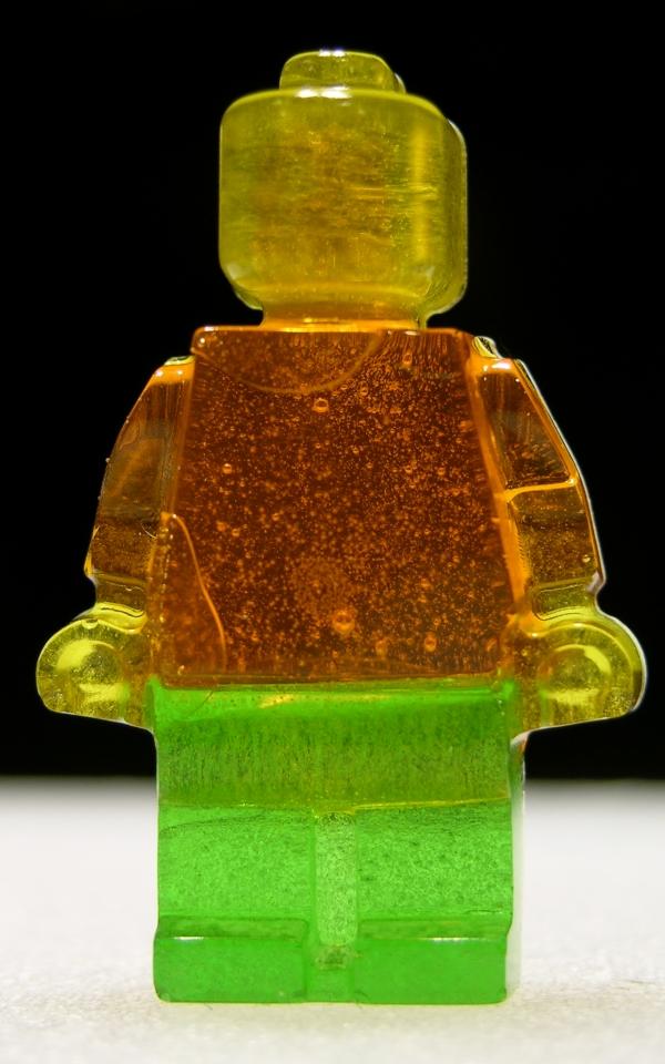 LEGO Minifig in Gummy