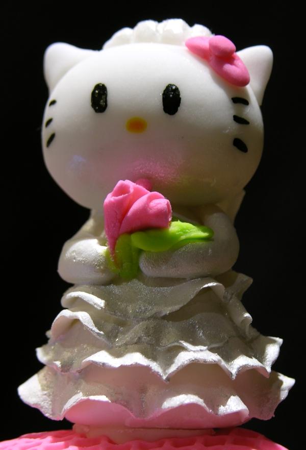 Hello Kitty Wedding Figure - Front
