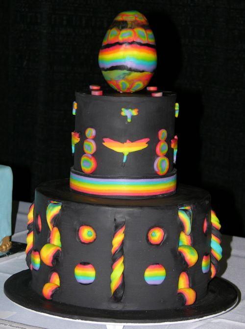 Modelling Chocolate Cake