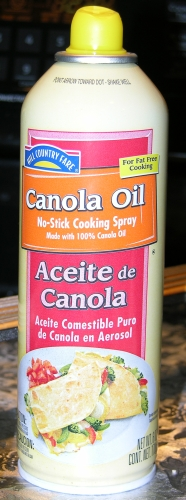 Hill Country Canola Oil No-Stick Cooking Spray