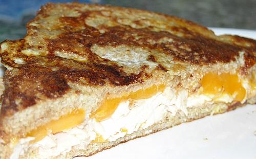 Monte Cristo chicken sandwich