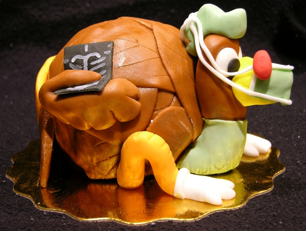 Surgeon Turkey Cake