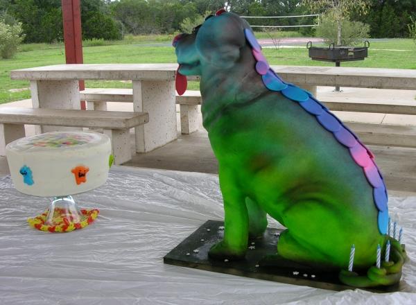 Dog Cake - Park 2