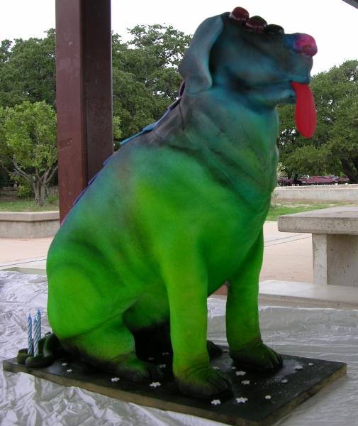 Dog Cake - Park 3