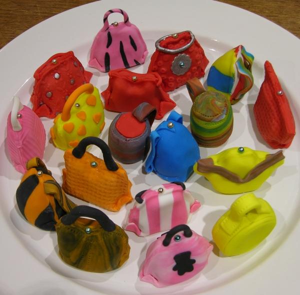 plate of cakeballs