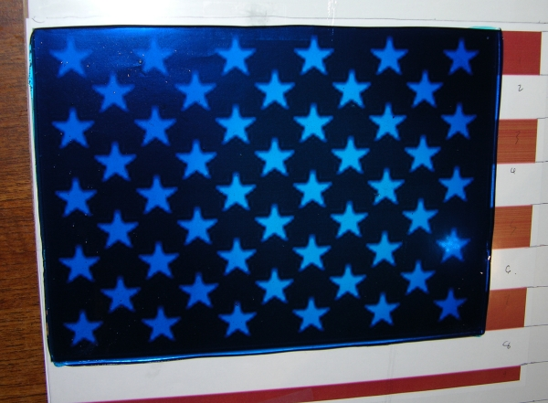 gummy US flag 3