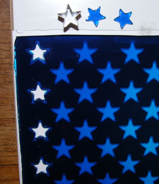 gummy US flag 4