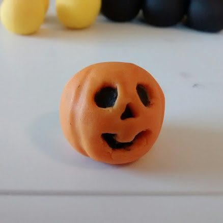 pumpkin face