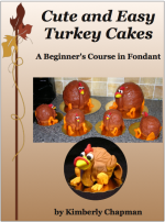 Cute and Easy Turkey Cakes eBook