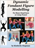 Dynamic Fondant Figure Modelling eBook
