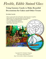 Flexible, Edible Stained Glass eBook