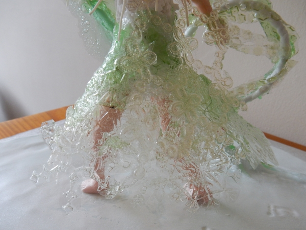 gelatin ice dress