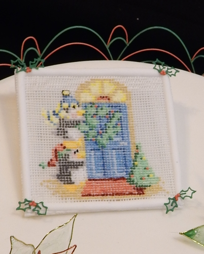 cross stitch royal icing