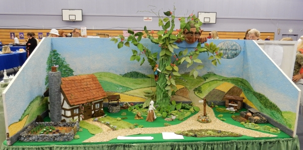 Jack and The Beanstalk - full display